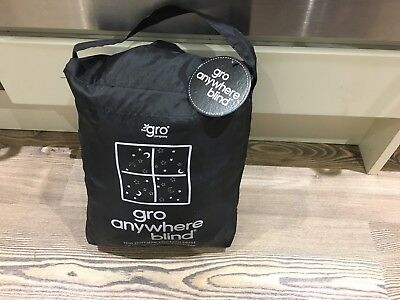 Gro Anywhere Portable Travel Blackout Blind,Very Good Condition