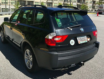 2004 BMW X3  6-Speed Manual--RARE find in USA