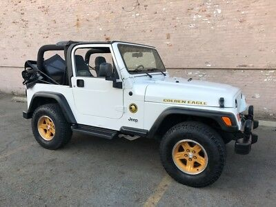 2006 Jeep Wrangler Sport 2006 Wrangler Golden Eagle 1-owner, Manual - Rare find