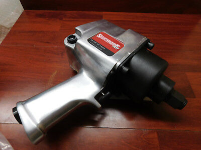 SIDCHROME  3/4inch  Impact Wrench / rattle gun - Pneumatic / Air - SA-1100