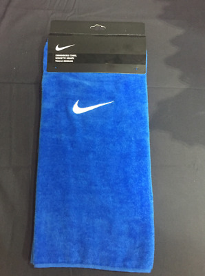 Nike Embroidered Towel (BLUE)
