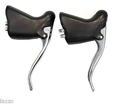 Bicycle Brake Levers Pair Road Racing Drop Down Handlebar alloy