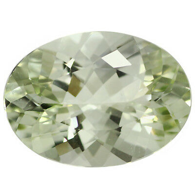 8.92Ct IF Oval Cut 17 x 12 mm 100% Natural Yellow Beryl