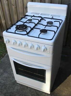 Westinghouse freestyle standing oven and stove top - Used