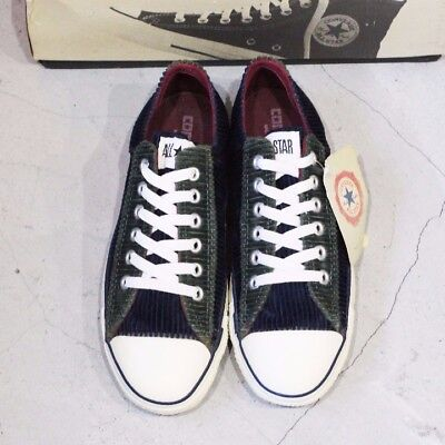 c8a56c5626d12 VERY RARE ITEM 90s USA made Converse All Star Sneaker Black From JAPAN F/S