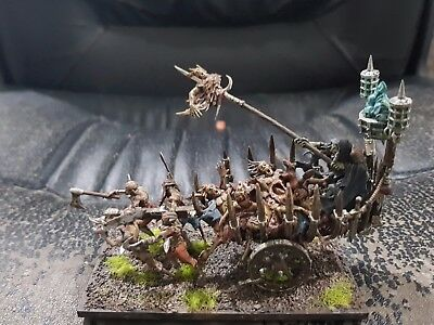 age of sigmar warhammer Vampire Counts Corpse Cart