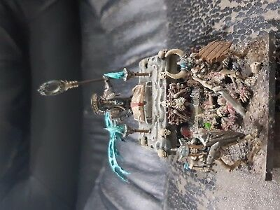 age of sigmar warhammer tombkings vampire counts Casket of Souls