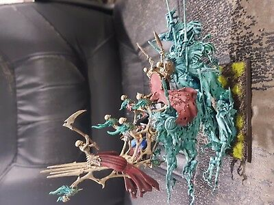 age of sigmar warhammer Vampire Counts Coven Throne