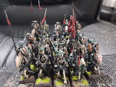 age of sigmar warhammer vampire counts 15 black nights