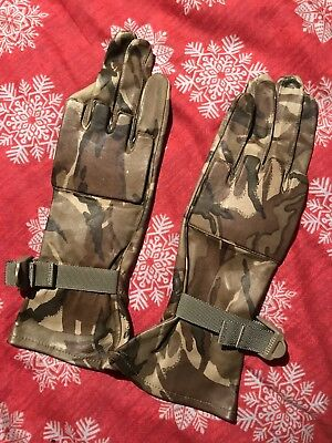 Mtp Leather Gloves