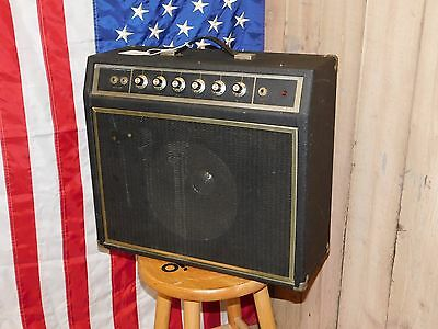 Gibson G-20 Solid State Guitar Amplifier - Vintage 70's RARE! NO RESERVE!!!!!!!!
