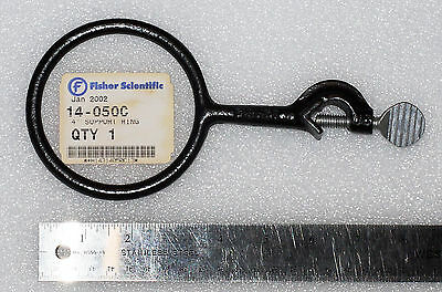 """FISHER SCIENTIFIC 4"""" SUPPORT RING 14-050C - New Old Stock"""