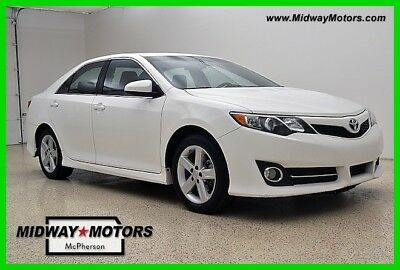 2014 Toyota Camry  2014 Used 2.5L I4 16V Automatic FWD Sedan