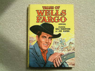 Tales of Wells Fargo Annual - 1962
