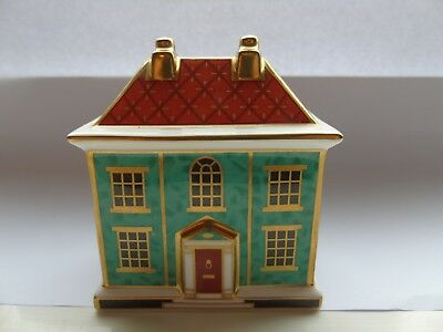 Royal Crown Derby Miniature 'The Mulberry Hall Georgian Dolls House ' no 557