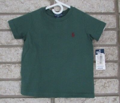 Polo T Shirt Toddler Size 2/2T New With Tag Free Shipping