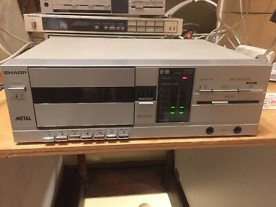 Sharp Cassetten Deck RT-101H