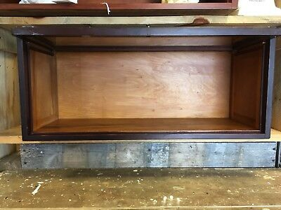 Antique Barrister Book Case