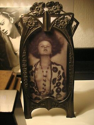 Decorative Huge Secessionist,art Nouveau Rare, Original, Photo Frame