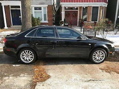 2006 Audi A4 Leather 2006 Audi A4 2.0T Quattro