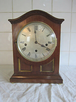 Stunning Large Fine Quality  Bracket clock Westminster Chime-circa 1900