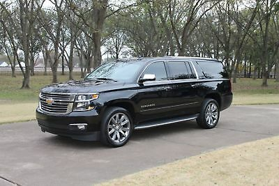 2015 Chevrolet Suburban LTZ One Owner Perfect Carfax One Owner Perfect Carfax Fully Loaded LTZ Michelin Tires 22's MSRP New $68920