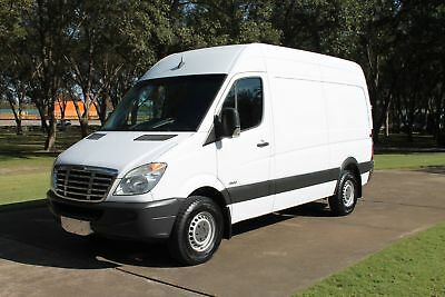 2011 Freightliner Diesel Sprinter Mobile Office Van  One Owner Perfect Carfax Blutec Diesel Mobile Office