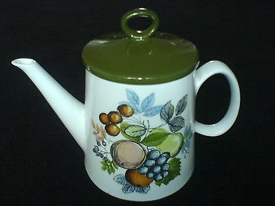 SWINNERTONS HAVEST FRUIT IRONSTONE Tea/Coffee Pot
