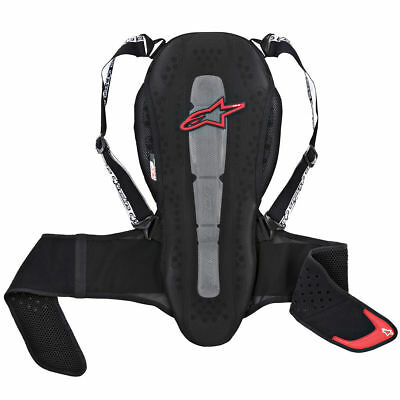Alpinestars Nucleon KR-2 Adventure Touring Back Protector Black
