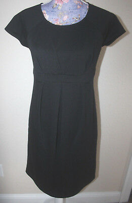 liz lange maternity sheath career dress xs