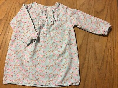 Girls floral Print Tunic Top - 12-18 Months