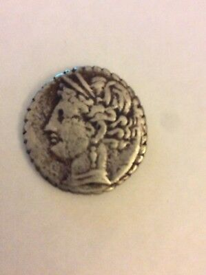 Ancient greek coin unresearched