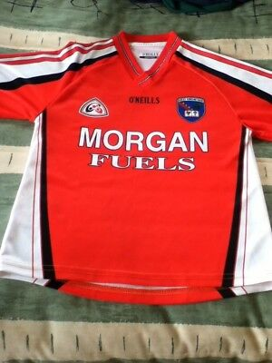 Armagh Gaelic Football Home Jersey 2007 to 2008 Children 10 to 11 Years Old