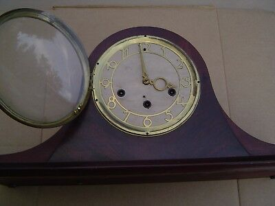 Antique Mantle Clock,  SETH THOMAS CLOCK CO, Chime.  Medbury- 4 W, Made in USA