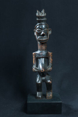 Yaka Figure, South Western Congo, Central African Tribal Arts, Sculpture
