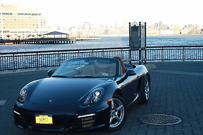 2014 Porsche Boxster  Beautiful ride that curves like Madonna