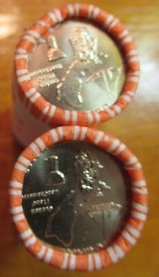 Sealed Roll Of Guam Quarters  - Free Shipping !