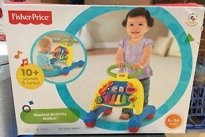 New Great Gift 6 months+ Toddler Toy 2 in 1 Baby Walker & Learning Toy (#869)