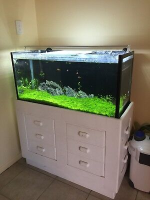 3 Ft Fish Tank With Stand
