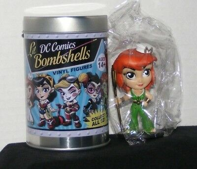 New Series 1.5 Cryptozoic Lil Bombshells Vinyl Figure Mera
