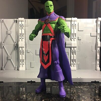 DC Collectibles New 52 MARTIAN MANHUNTER Justice League Loose Figure 1st release