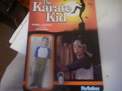 Karate Kid - Daniel larusso ReAction Figure NEW Funko