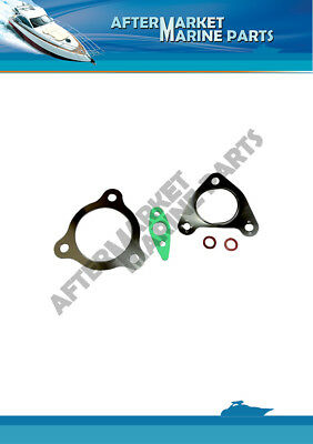 Volvo Penta D3 Series, Turbo Connection Gaskets replaces: 3883844