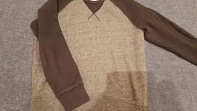 Country road mens sweater small