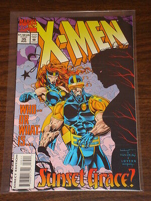 X-Men #35 Vol2 Marvel Comics Wolverine August 1994