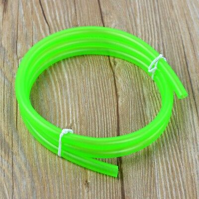 1M Green Motorcycle Dirt Bike Fuel Gas Oil Delivery Tube Hose Petrol Pipe 5mm