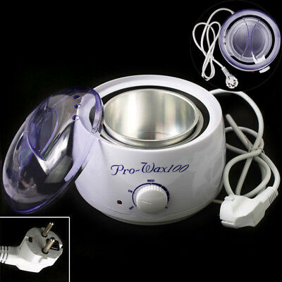 EU plug Professional Wax Warmer Heater Melting Pot Hair Removal Wax Bean Durable