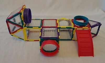Click And Connect Hamster Play Tube.