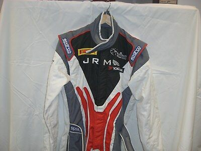 Sparco race suit, Blancpain GT3 used