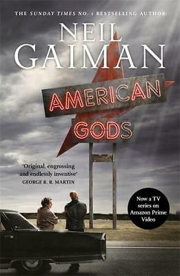 American Gods, Tie-in edition Neil Gaiman